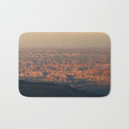 Sunset at the Canyon Bath Mat