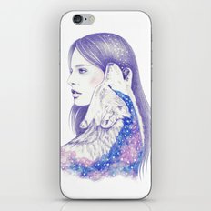 Cosmic Love iPhone & iPod Skin