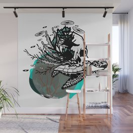Sea Rules Wall Mural