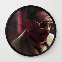 Won't You Be My Hacker - F Society and Dark Army - Mr Robot Wall Clock