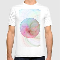 it is magic   (A7 B0176) Mens Fitted Tee MEDIUM White