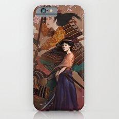 The Spirit of Tomoe Gozen iPhone 6s Slim Case