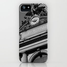 'GRAND CENTRAL iPhone Case