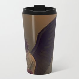 A Kiss Travel Mug