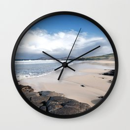 The Outer Hebrides Wall Clock