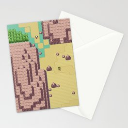 Dreams of Route 111 - Hoenn Stationery Cards