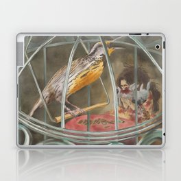 Can a Bird Sing Only the Song it Knows Or Can It Learn a New One Laptop & iPad Skin