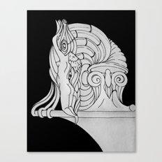 Ivory Tower (v3) Canvas Print