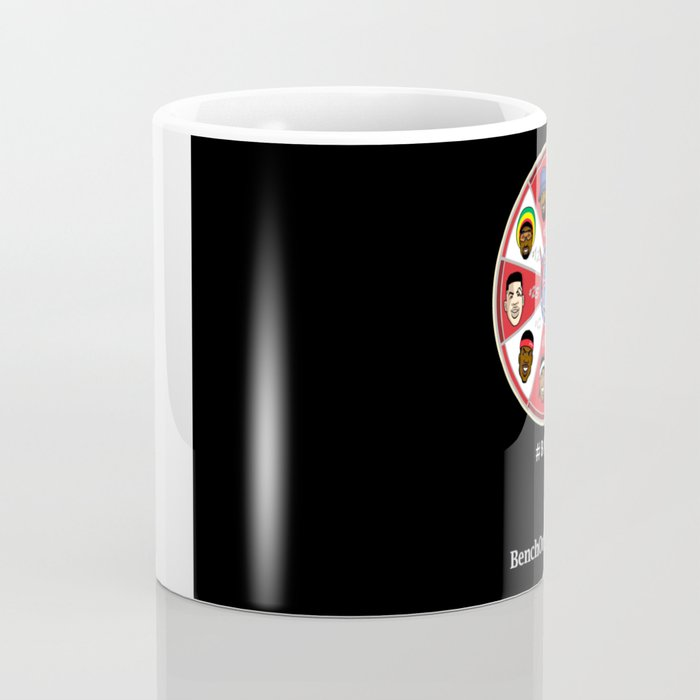B*O*A*Q: Bench On a QUEST Coffee Mug