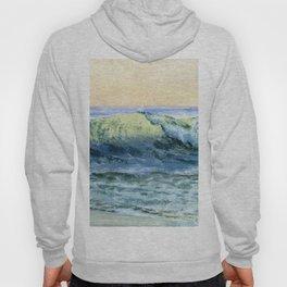 The Wave By Albert Bierstadt | Reproduction Painting Hoody