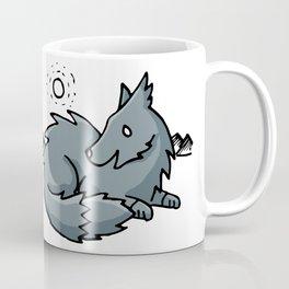 The Moon Is My Friend Coffee Mug