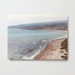 The Extra Mile Metal Print