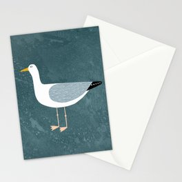 Seagull Standing Stationery Cards