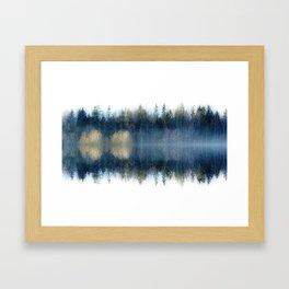 Winter's Spell Framed Art Print