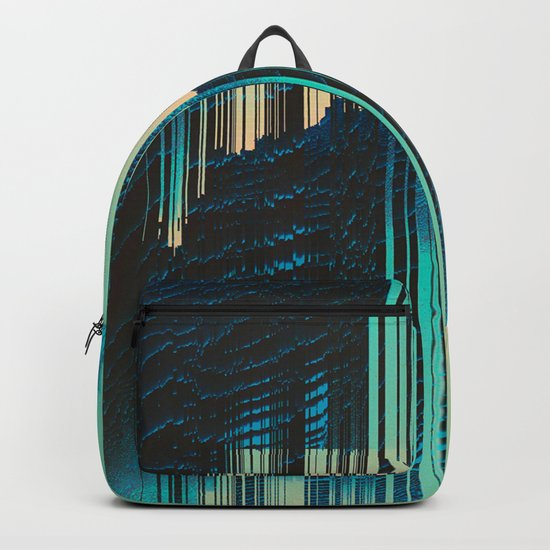Rain on the Window Backpack