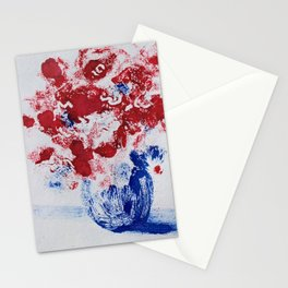Red Love Stationery Cards