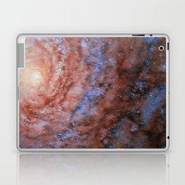 Galactic Sunflower Laptop & iPad Skin