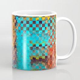 Abstract Modern Art - Pieces 1 - Sharon Cummings Coffee Mug