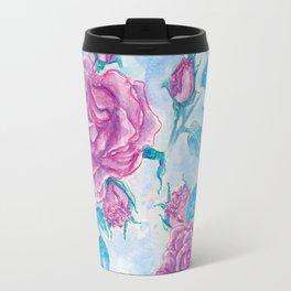 Evening Rose Travel Mug