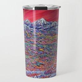 Colorado Mountainscape 2 Travel Mug