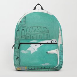To Be In Balance Backpack