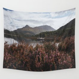 Calm day - Landscape and Nature Photography Wall Tapestry