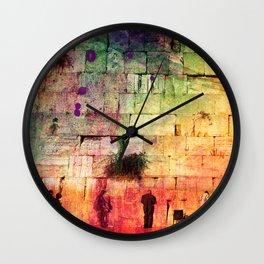 kotel Wall Clock