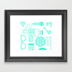 Movie Framed Art Print