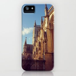 King's College Chapel, Cambridge iPhone Case