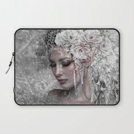WINTER BRIDE ELF Laptop Sleeve