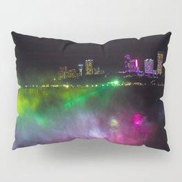 Niagara at Night Pillow Sham