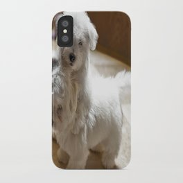 What? Do I have to stop! iPhone Case