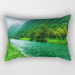 Oman Salalah 1 Rectangular Pillow