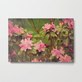 Rhapsody in Bloom Metal Print