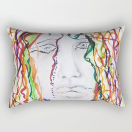 frivolity Rectangular Pillow