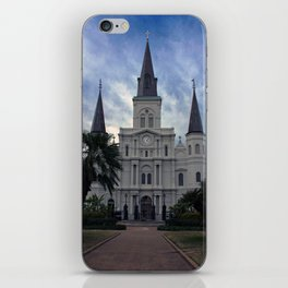 St. Louis Cathedral iPhone Skin
