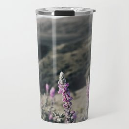 Desert Flowers Travel Mug