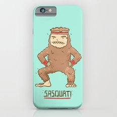 Sasquatch iPhone 6s Slim Case