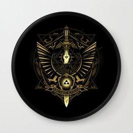 Zelda Sword Wall Clock