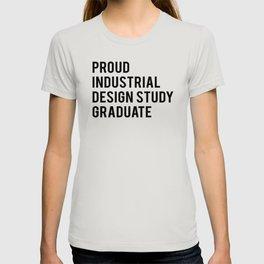 Industrial Design Graduate Graduate Design Gift T-shirt