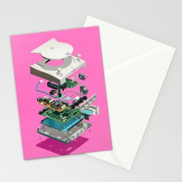 Assembly Required 13 Stationery Cards