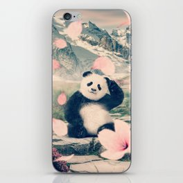 Baby Panda by GEN Z iPhone Skin