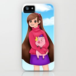 Mabel Pines iPhone Case