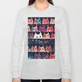cat-214 Long Sleeve T-shirt