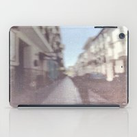 madrid iPad Cases featuring Madrid, Spain by Jane Lacey Smith