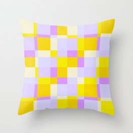 Retro Sarimanok Throw Pillow