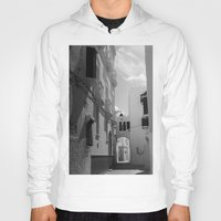 morocco Hoodies featuring Asilah, Morocco by Petrichor Photo