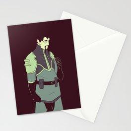 Lieutenant  Stationery Cards