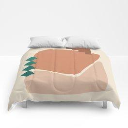 // Shape study #22 Comforters