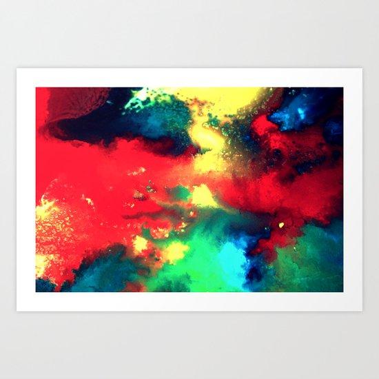Robust Art Print